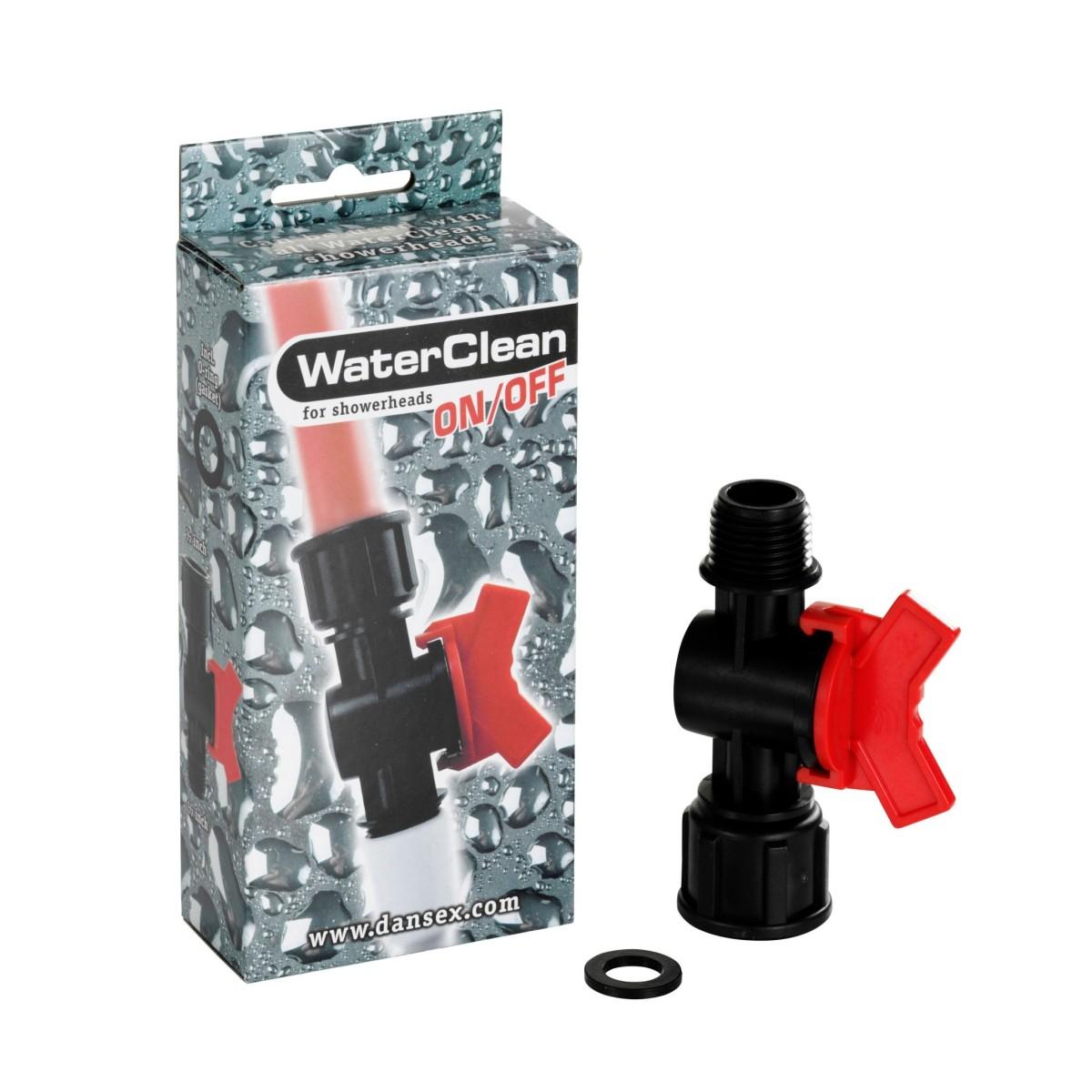 Stop-ventil WaterClean On/Off