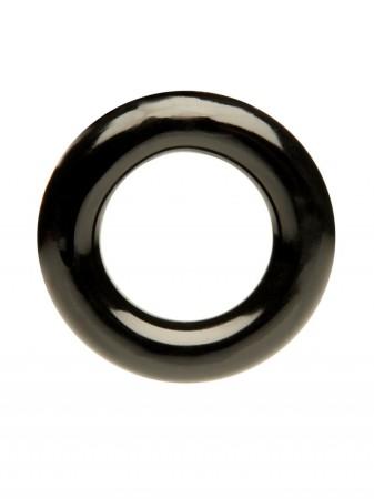 Erekčný krúžok M&K Stretch Ring čierny