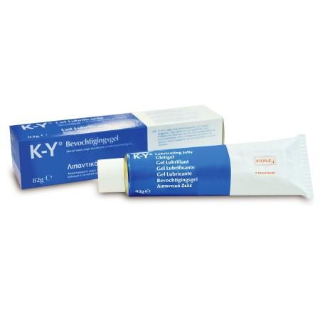 Sterilný lubrikačný gél K-Y 82 g